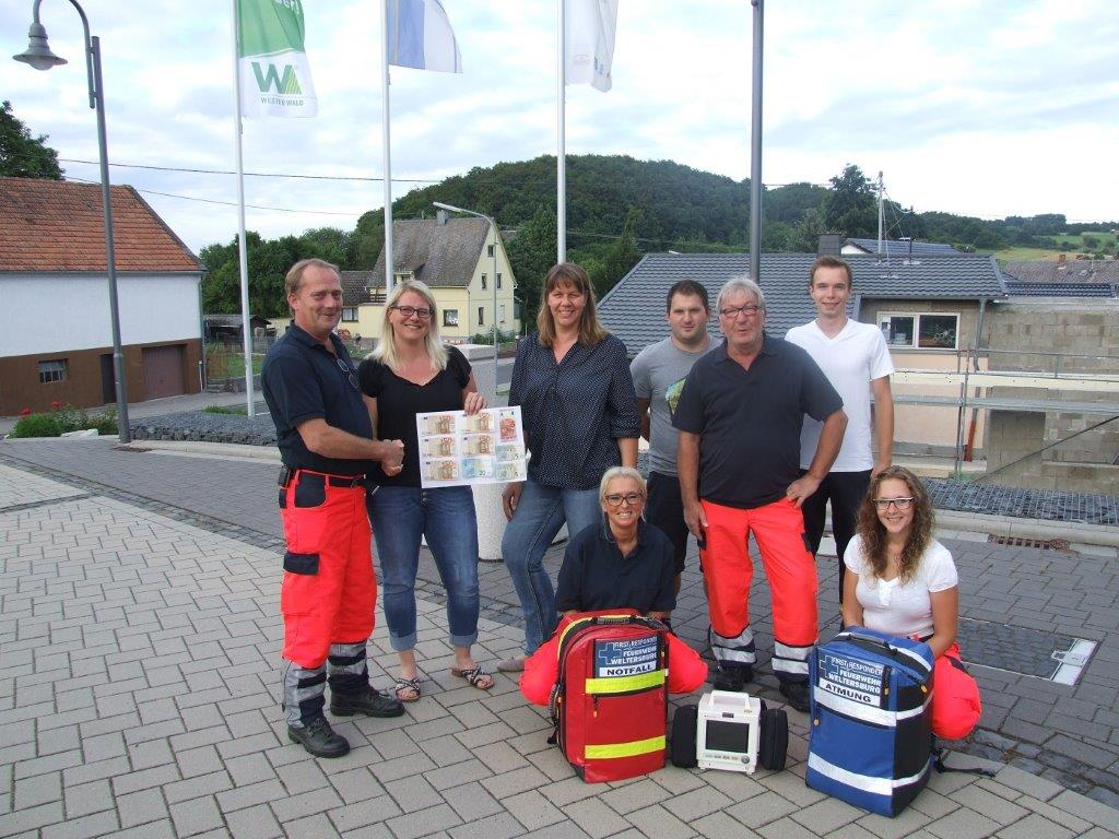 spende ringstr first responder